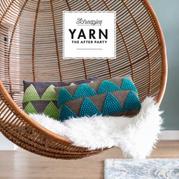 YARN The After Party Hæfte - nr 17 Wild Forest Cushions