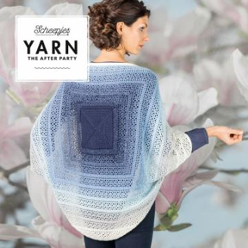 YARN The After Party Hæfte - nr 27 Indigo Shrug