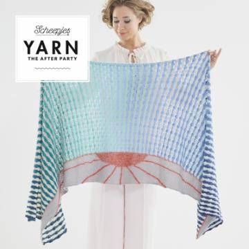 YARN The After Party Hæfte - nr 30 Alto Mare Wrap
