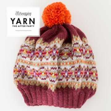 YARN The After Party Hæfte - nr 36 Autumn Colours Bubble Hat