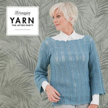 YARN The After Party Hæfte - nr 40 Tansy Tunic
