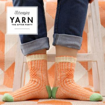 YARN The After Party Hæfte - nr 53 Twisted Socks